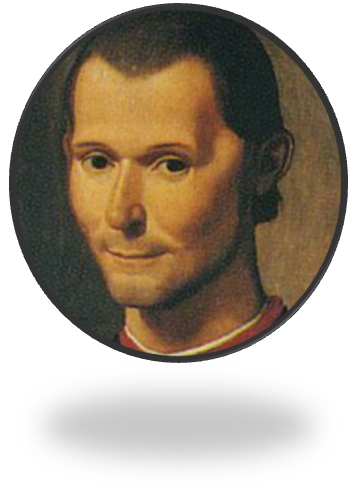 a biography of niccolo machiavelli the italian philosopher Instructions given by niccolo machiavelli to rafael girolami, ambassador to the  emperor, the history of florence and of the affairs of italy: from the earliest  times to the  machiavelli was the first philosopher to define politics as  treachery.
