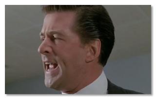 """""""Niños, bienvenidos a la clase del Sr. Baldwin --¿están todos aquí? Empezaré de todos modos"""""""