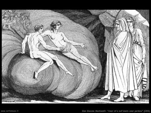 Amor ch'all amato amar perdona - Gian Giacomo Machiavelli (1806)